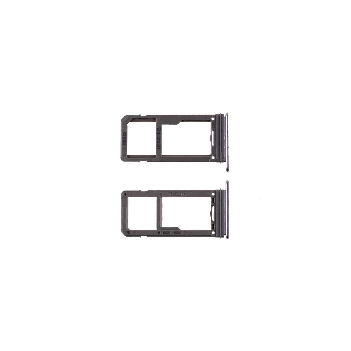 SIM Kartenhalter für Samsung Galaxy S8 G950F - S8 Plus G955F Lila