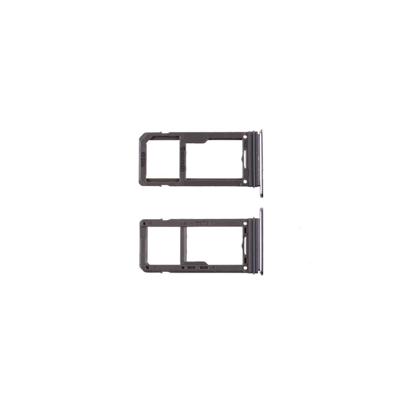 Soporte para SIM para Samsung Galaxy S8 G950F - S8 Plus G955F Púrpura