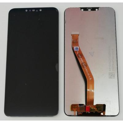 LCD-ANZEIGE für Huawei P Smart Plus INE-LX1 Schwarz TOUCH GLASS