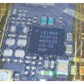 Reparación de la placa base Iphone 5 5S 6 6S 7 8 chip U2 Carga USB no cargada