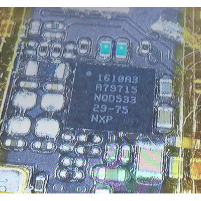 Motherboard repair Iphone 5 5S 6 6S 7 8 chip U2 USB charging not charged