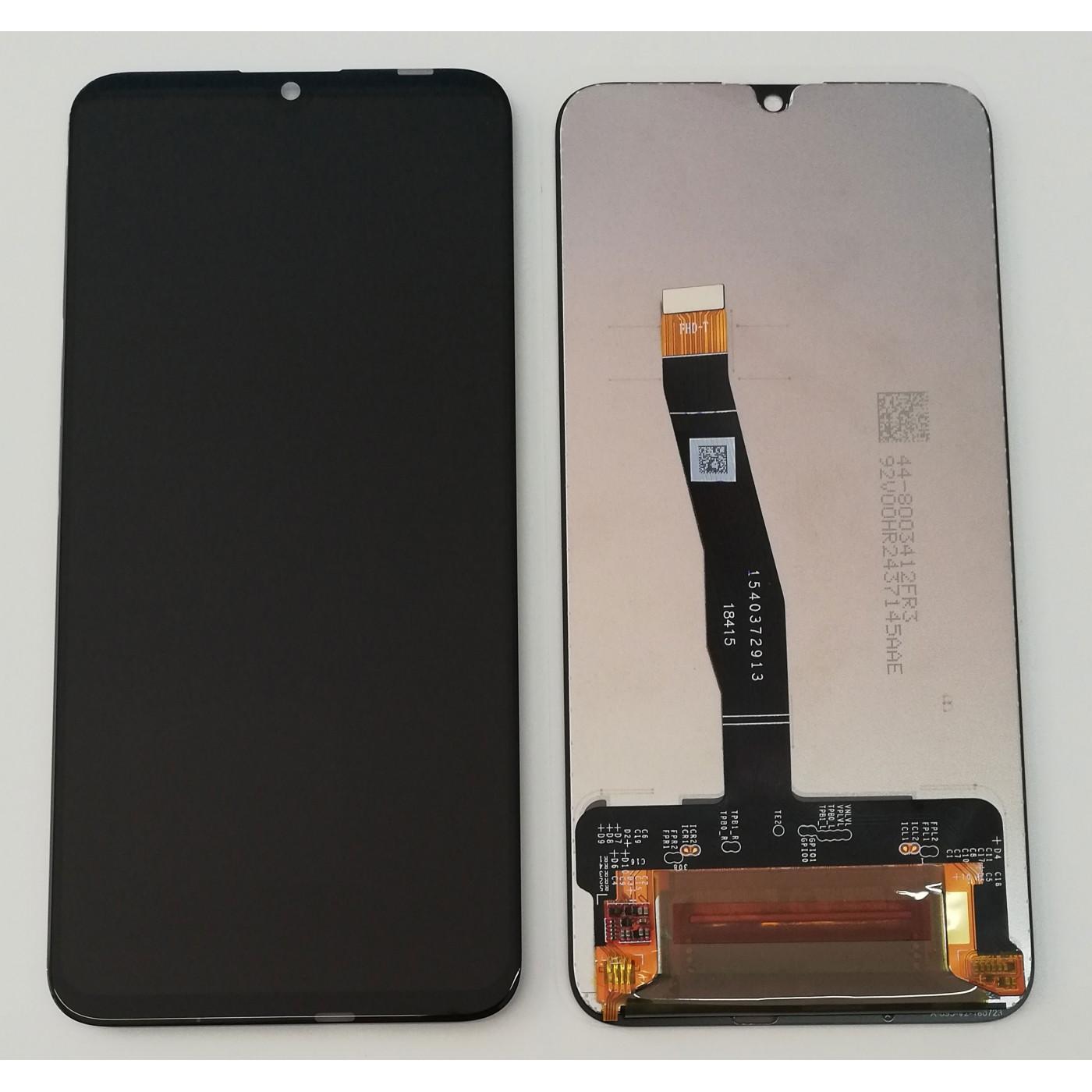 TOUCH SCREEN VETRO + LCD DISPLAY Per HUAWEI HONOR 10 LITE NERO