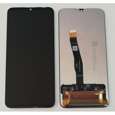 DISPLAY LCD PARI ORIGINALE per HUAWEI HONOR 10 LITE HRY-LX1 NERO TOUCH SCREEN VETRO