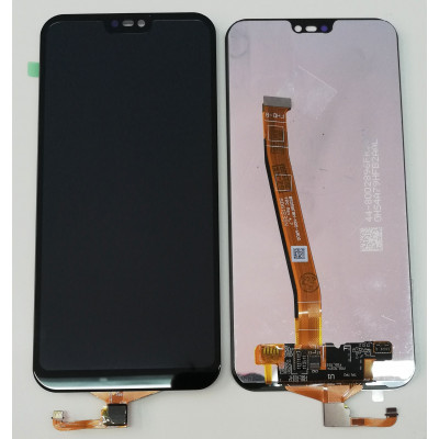 LCD DISPLAY + TOUCH SCREEN GLASS FOR HUAWEI P20 LITE ANE-LX1 BLACK