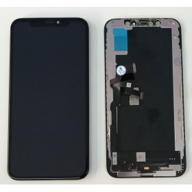 LCD DISPLAY FRAME FOR APPLE IPHONE XS TOUCH SCREEN GLASS SCREEN
