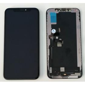 LCD-DISPLAY-RAHMEN FÜR APPLE IPHONE XS TOUCH SCREEN GLASBILDSCHIRM