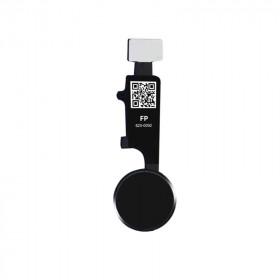Botón de inicio negro con función de retorno para iPhone 7/7 Plus 8/8 Plus