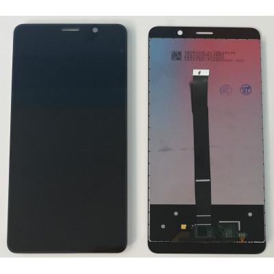 LCD DISPLAY + TOUCH SCREEN SCHWARZES GLAS FÜR HUAWEI MATE 9 MHA-L09 MHA-L29