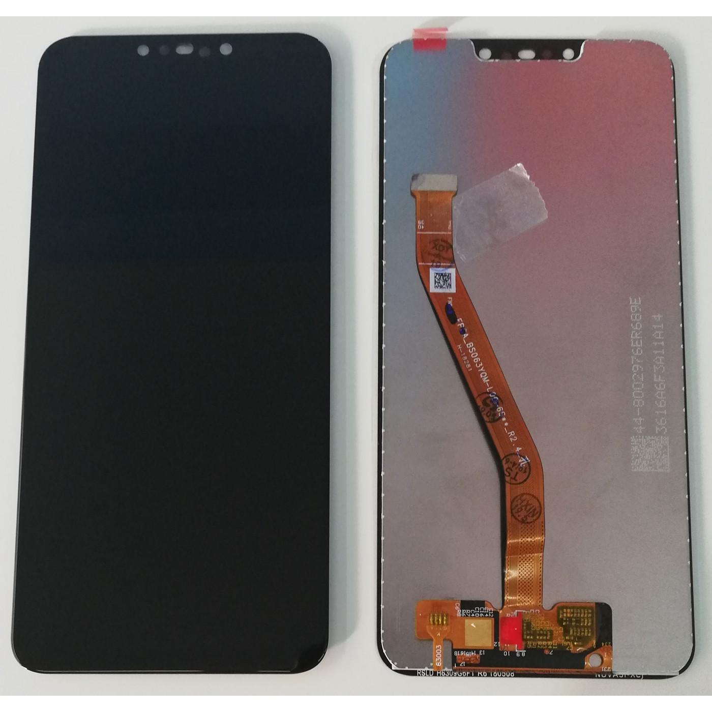 LCD DISPLAY + TOUCH SCREEN SCHWARZES GLAS FÜR HUAWEI MATE 20 LITE SNE-LX1 SNE-AL00