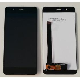 TOUCH SCREEN VETRO + LCD DISPLAY Per Asus ZENFONE 3 MAX ZC520TL Nero