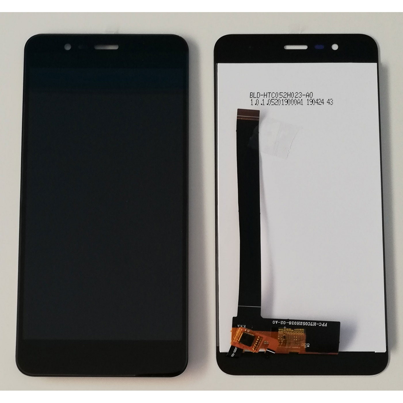 TOUCH SCREEN GLASS + LCD DISPLAY For Asus ZENFONE 3 MAX ZC520TL Black