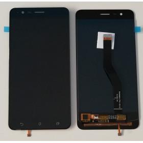 PANTALLA TÁCTIL VIDRIO + PANTALLA LCD Para Asus ZENFONE 3 ZOOM ZE553KL Z01HDA NEGRO