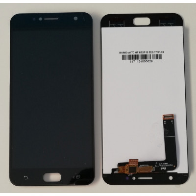 TOUCH SCREEN GLASS + LCD DISPLAY For Asus ZENFONE 4 SELFIE ZB553KL BLACK