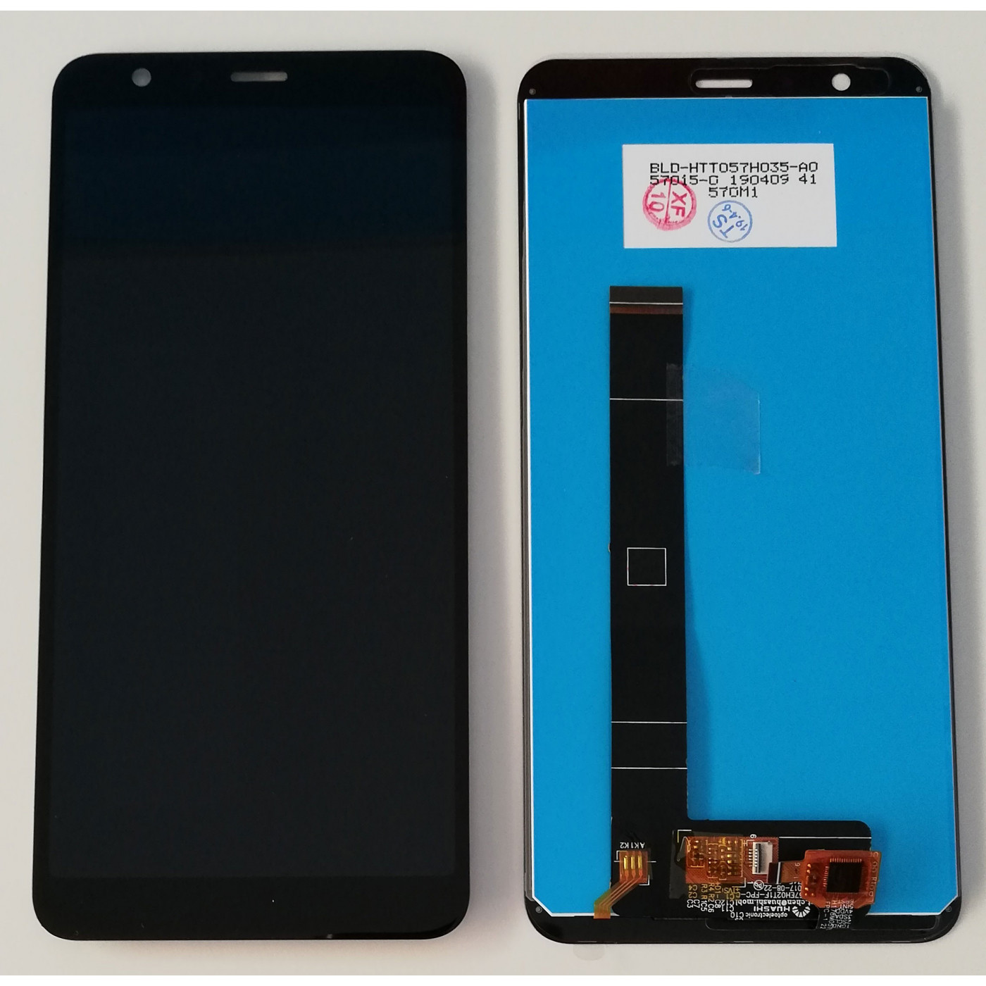 TOUCH SCREEN + GLASS LCD DISPLAY For Asus ZENFONE MAX PLUS X018DC X018D ZB570TL