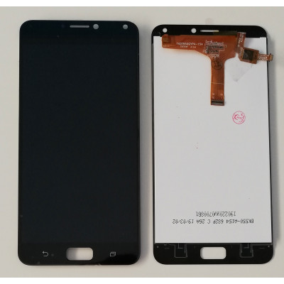 TOUCH SCREEN + GLASS LCD DISPLAY For Asus Zenfone 4 Max ZC554KL X00ID BLACK