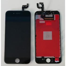 DISPLAY LCD VETRO TOUCH per Apple iPhone 6S NERO SCHERMO ORIGINALE KINGWO