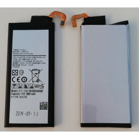 Battery for Samsung Galaxy S6 Edge SM G925F EB-BG925ABE 2600mah
