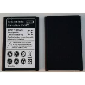 BATTERIE für SAMSUNG GALAXY NOTE 3 N9005 3200mAh