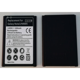 BATTERY for SAMSUNG GALAXY NOTE 3 N9005 3200mAh