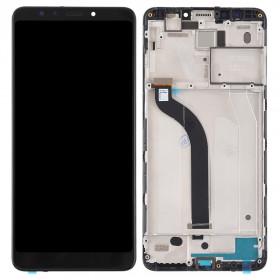 LCD CADRE D'AFFICHAGE Xiaomi redmi 5 OMD1 VERRE EN VERRE ÉCRAN TACTILE NOIR MONITEUR