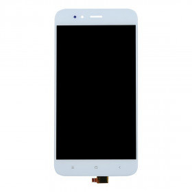 LCD DISPLAY Xiaomi Mi 5X / A1 SCHERMOTOUCH GLASS SCREEN MONITOR WHITE