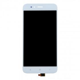 LCD DISPLAY Xiaomi Mi 5X / A1 SCHERMOTOUCH GLASS SCREEN MONITOR WHITE