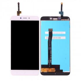 LCD DISPLAY Xiaomi redmi 4X POUR TOUCH ÉCRAN BLANC DE VERRE