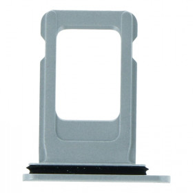 PORT iPhone SIM-Kartenslot XR WHITE SLED CART FACH ERSATZ