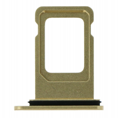PORT iPhone SIM CARD SLOT XR YELLOW RAIL TROLLEY TRAY REPLACEMENT