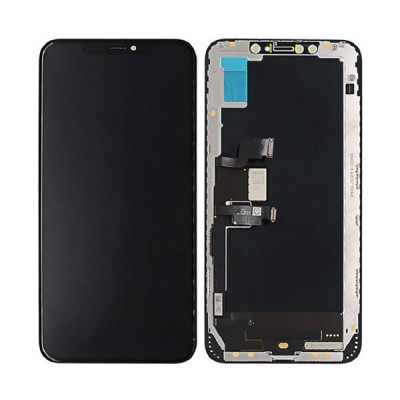 LCD DISPLAY FRAME FOR APPLE IPHONE XS MAX TOUCH SCREEN GLASS SCREEN