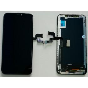 DISPLAY LCD VETRO TOUCH per Apple iPhone X SCHERMO ORIGINALE KINGWO