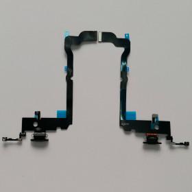 CONECTOR DE CARGA Para Apple iPhone XS MAX BLACK Flat Dock