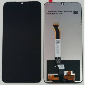 LCD DISPLAY FOR XIAOMI REDMI NOTE 8 BLACK TOUCH SCREEN