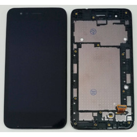 LCD DISPLAY for LG K9 2018 LM-X210EM LMX210EM FRAME TOUCH SCREEN