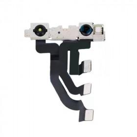 Cámara frontal + cámara de infrarrojos para cámara Apple iPhone X