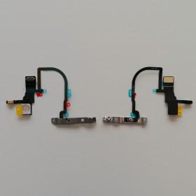 Teclas de encendido y apagado de volumen de encendido flex planas para Iphone XS MAX