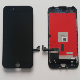 TOUCH GLASS LCD DISPLAY für Apple iPhone 7 SCHWARZ INCELL SCREEN