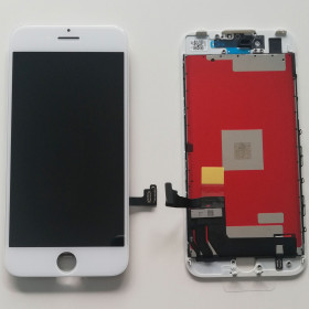 TOUCH GLASS LCD DISPLAY für Apple iPhone 7 WEISS INCELL SCREEN