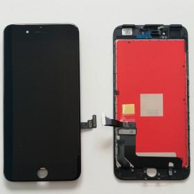 DISPLAY LCD VETRO TOUCH iPhone 7 PLUS NERO SCHERMO QUALITA INCELL