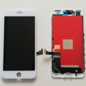 TOUCH GLASS LCD DISPLAY for Apple iPhone 7 PLUS WHITE INCELL SCREEN