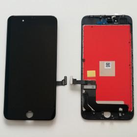 DISPLAY LCD VETRO TOUCH iPhone 8 PLUS NERO SCHERMO QUALITA INCELL