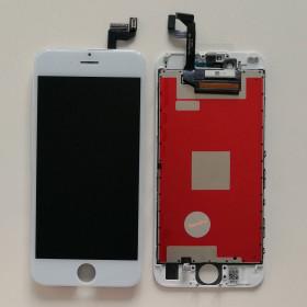 DISPLAY LCD VETRO TOUCH per Apple iPhone 6 BIANCO ALTA QUALITA NCC FIT SCHERMO
