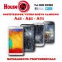 Sostituzione vetro rotto Samsung Galaxy A41 - A51 - A71 riparazione display LCD