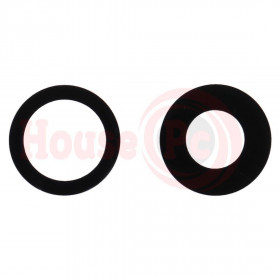 SLIDE GLASS LENS REAR CAMERA IPHONE 11 LENS DOUBLE-SIDED CAMERA