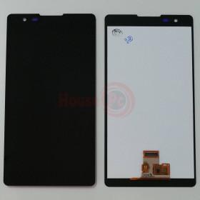 LCD DISPLAY LG X POWER K220 K220N TOUCH SCREEN BLACK GLASS
