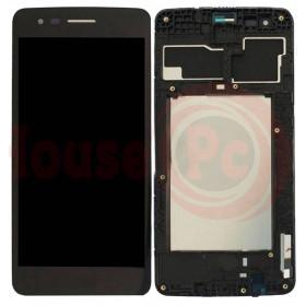 LCD DISPLAY LG K8 2017 M210 MS210 M200N TOUCH SCREEN BLACK GLASS SCREEN