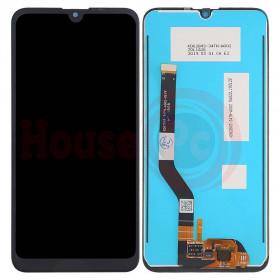 LCD DISPLAY HUAWEI Y7 2019 BLACK DUB-LX1 LX2 L22 TOUCH SCREEN BLACK GLASS SCREEN