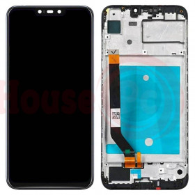 LCD DISPLAY + FRAME ASUS ZENFONE MAX M2 ZB632KL ZB633KL X01AD TOUCH SCREEN BLACK