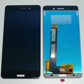 LCD FOR NOKIA N6 TA-1021 TA-1033 TOUCH SCREEN BLACK GLASS