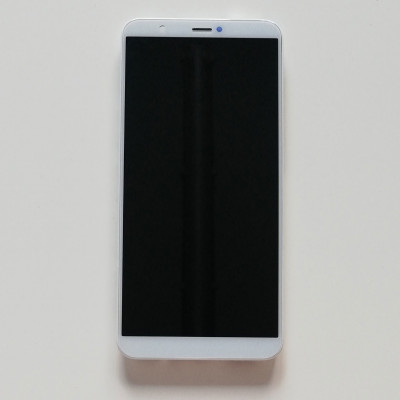 LCD DISPLAY + FRAME TOUCH SCREEN WHITE GLASS FOR HUAWEI P SMART FIG-LX1 LX2 LX3